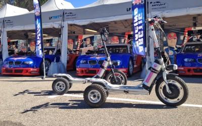 Des bikeboard au Castellet – circuit Paul Ricard