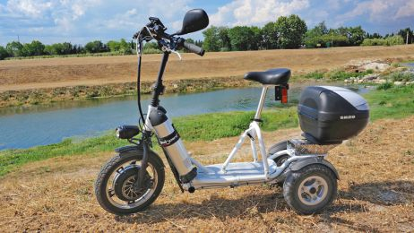 bikeboard lectrique camping car pliable homologu route. Black Bedroom Furniture Sets. Home Design Ideas